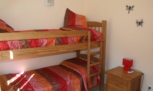BUNK BED BEDROOM